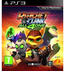 Ratchet & Clank: All 4 One (Nordic)