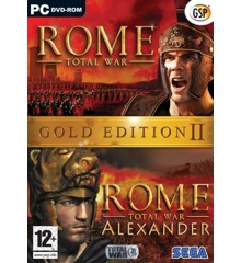 Rome Total War Gold Edition II