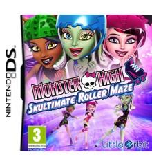 Monster High: Skulltimate Roller Maze
