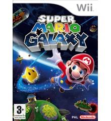 Super Mario Galaxy (DK/SE)