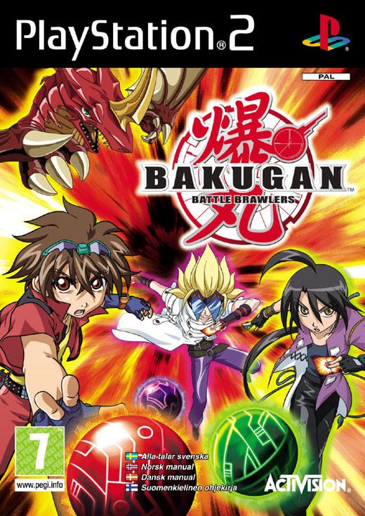 Bakugan Battle Brawlers (Nordic)