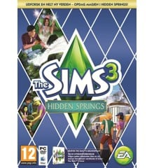 The Sims 3 Hidden Springs (Code-in-a-box) (UK)