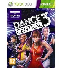 Dance Central 3 (Kinect) (Nordic)
