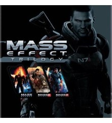 Mass Effect Trilogy (Nordic)