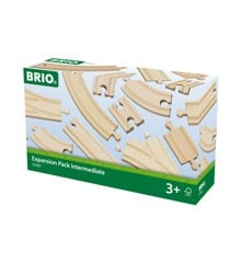 BRIO - Expansion Pack Intermediate 16 pcs. (33402)
