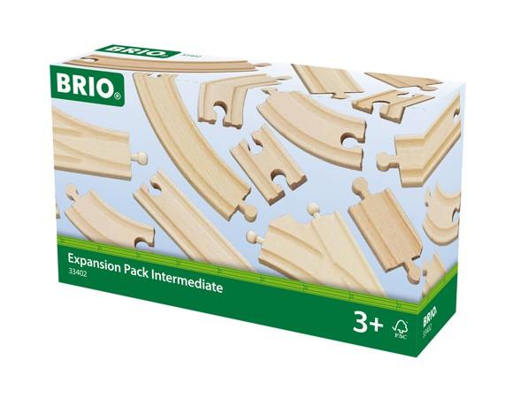 BRIO - Expansion Pack Intermediate 16 pcs. (33402)