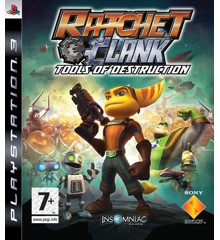 Ratchet & Clank Future: Tools of Destruction (DK)