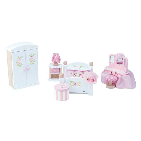 Le Toy Van - Dukkehusmøbler - Daisylane Soveværelse (LME057)