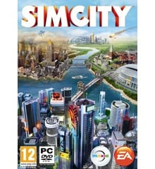 SimCity (2013) (Code via email) /PC DOWNLOAD