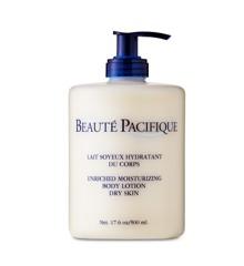 Beauté Pacifique - Body Lotion til Tør Hud 500 ml.