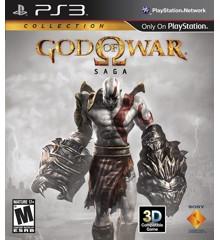 God of War Saga (ONLY GOW 1,2 & 3) (Import)