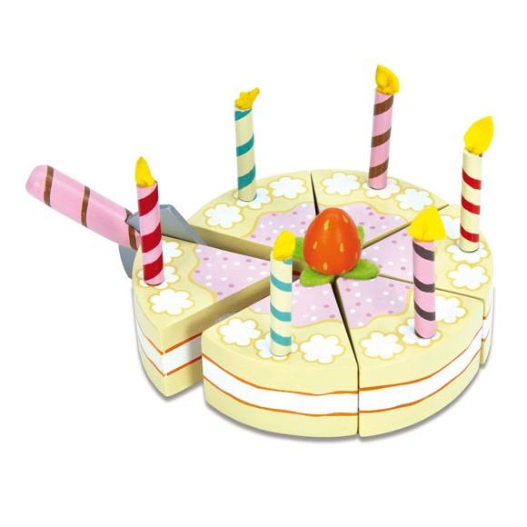 Le Toy Van - Vanilje Fødselsdags Lagkage(LTV273)