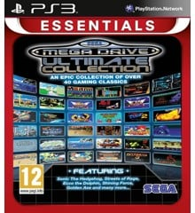 SEGA Mega Drive Ultimate Collection (Sonic Genesis) (Essentials)