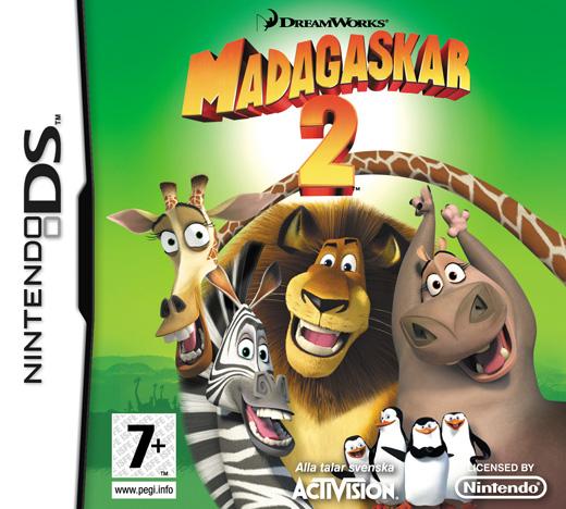 Koop Madagascar Escape 2 Africa