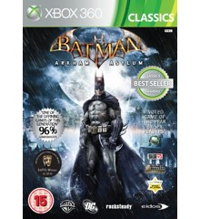 Batman: Arkham Asylum Game of the Year Edition (Classics)
