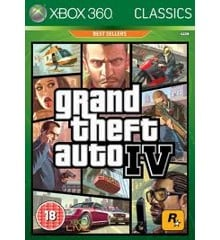 Grand Theft Auto IV (GTA 4) (Classics)