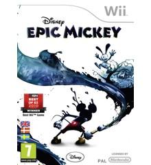 Disney Epic Mickey (Nordic)