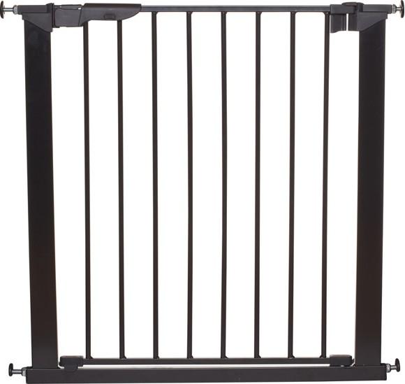 Baby Dan - Safety Gate - Premier - Black - 73,5 - 79,6 cm