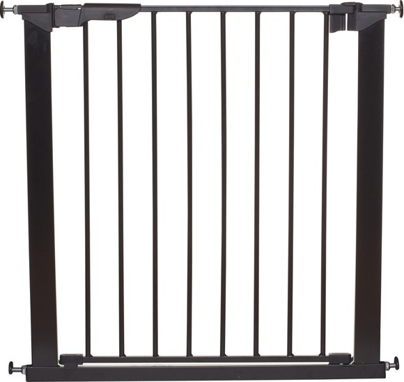 Baby Dan - Safety Gate - Premier - Black
