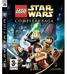 LEGO Star Wars 1 & 2 Complete Saga (UK)