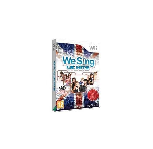We Sing UK Hits (solus)