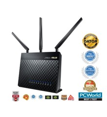 Asus RT-AC68U Dual-Band Wireless 1900Mbps Router