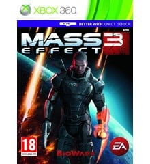 Mass Effect 3 Kinect Compatible (Nordic)