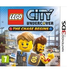 LEGO City: Undercover - The Chase Begins (DK/SE)