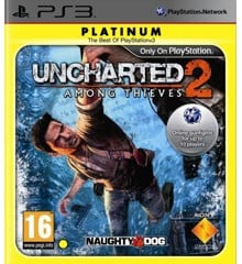 Uncharted 2: Among Thieves (UK) (Platinum)