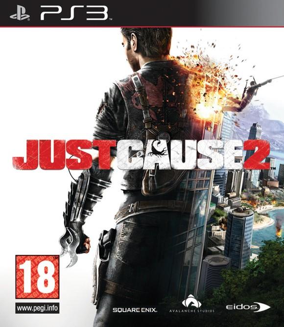 Just Cause 2