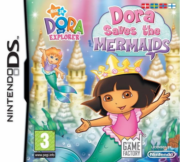 Dora Saves the Mermaids (NORDIC)
