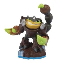Skylanders Swap Force: Scorp