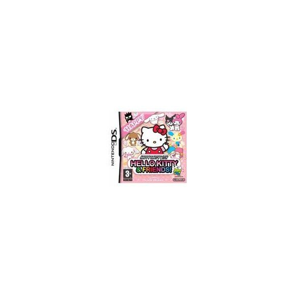 Happy Party With Hello Kitty & Friends