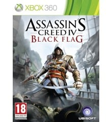 Assassin's Creed IV (4) Black Flag (Nordic)