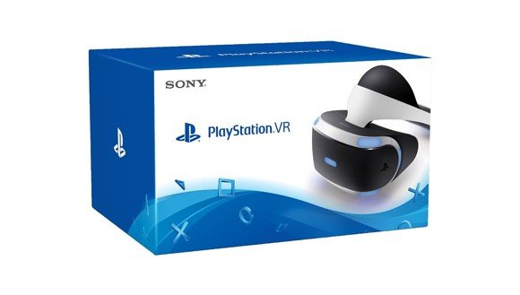 Sony Playstation VR Headset (PS VR)