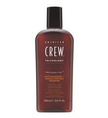 American Crew - Anti-Dandruff  + Sebum Control Shampoo 250 ml.