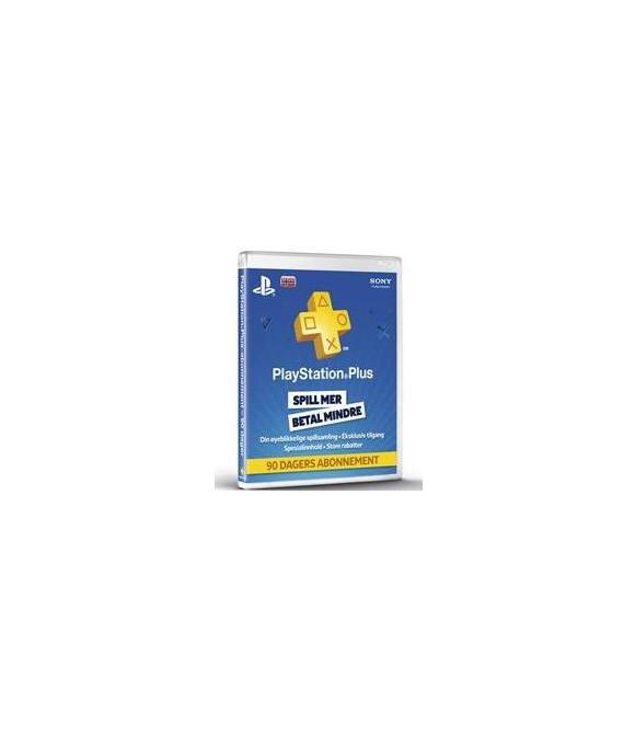 PSN Plus Card 3m Subscription NO (PS3/PS4/PS5/Vita) (Code via email)