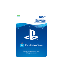 Playstation Network Card 200 Kronor (SE) (PS3/PS4/Vita)