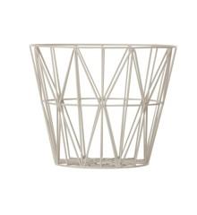 Ferm Living - Wire Basket Medium - Grey (3094)
