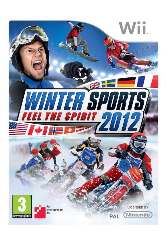 Winter Sports 2012: Feel the Spirit