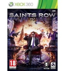 Saints Row IV (4) Commander in Chief