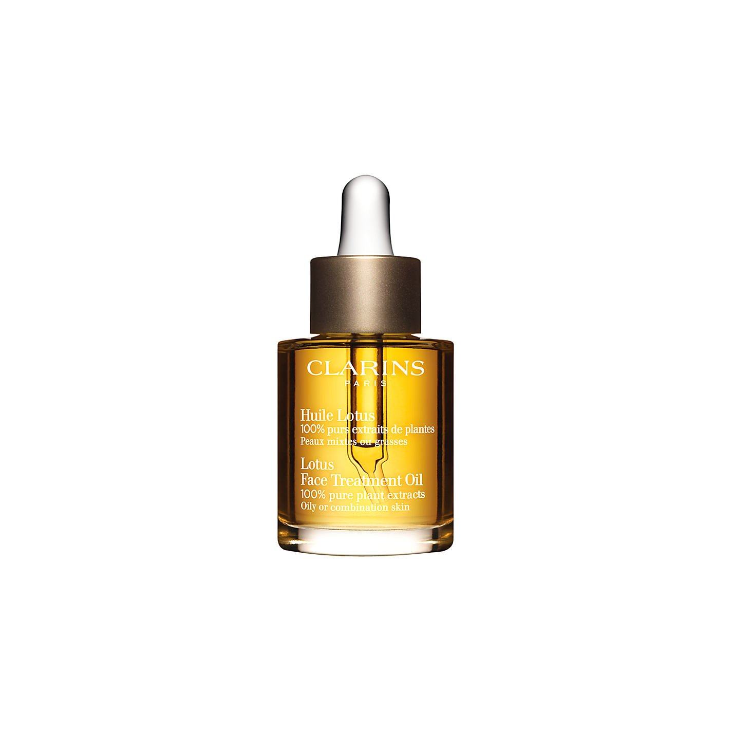 Clarins - Lotus Face Oil 30 ml /Skin Care