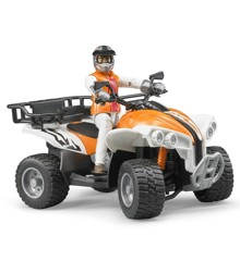 Bruder - Quad with driver (63000)