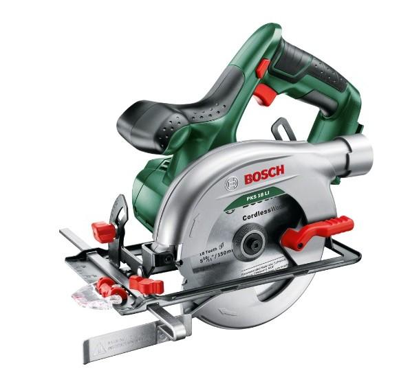 Bosch - PKS 18 LI SOLO Cordless circular saw (Battery not included)