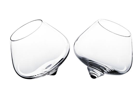 Normann Copenhagen - Cognac Glas 2 stk.