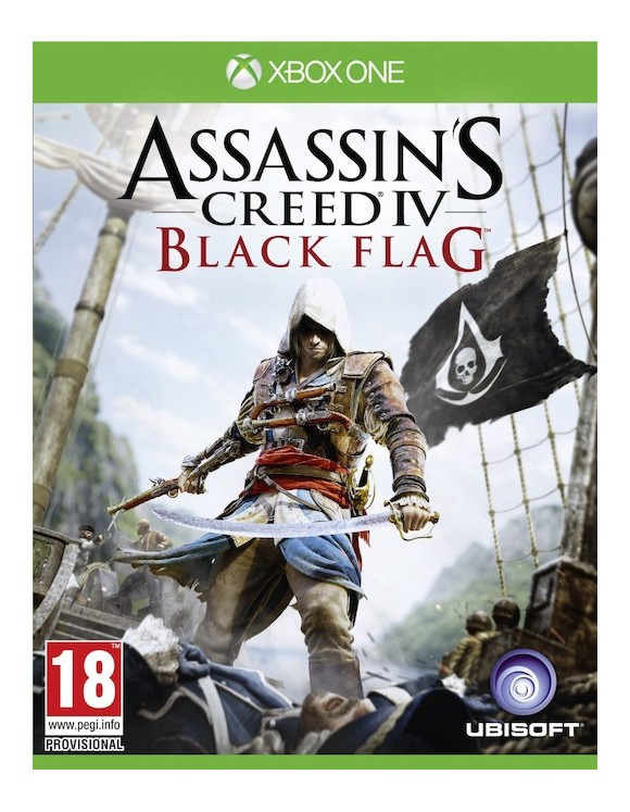 Assassin's Creed IV (4) Black Flag (Nordic)