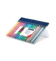 Staedtler - Triplus Color Tusser, 20 stk