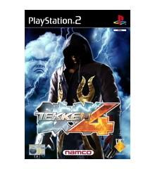 Tekken 4 (Nordic)