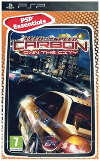 Need for Speed Carbon: Own the City (Essentials)