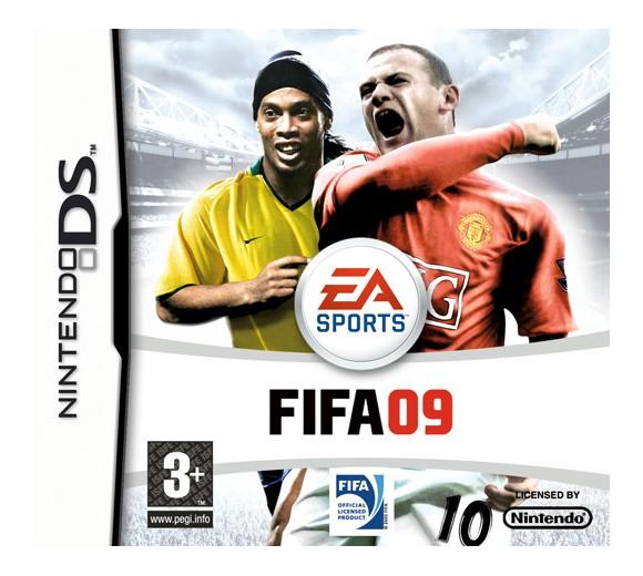 FIFA 09 (DK/ UK/NO/SE)